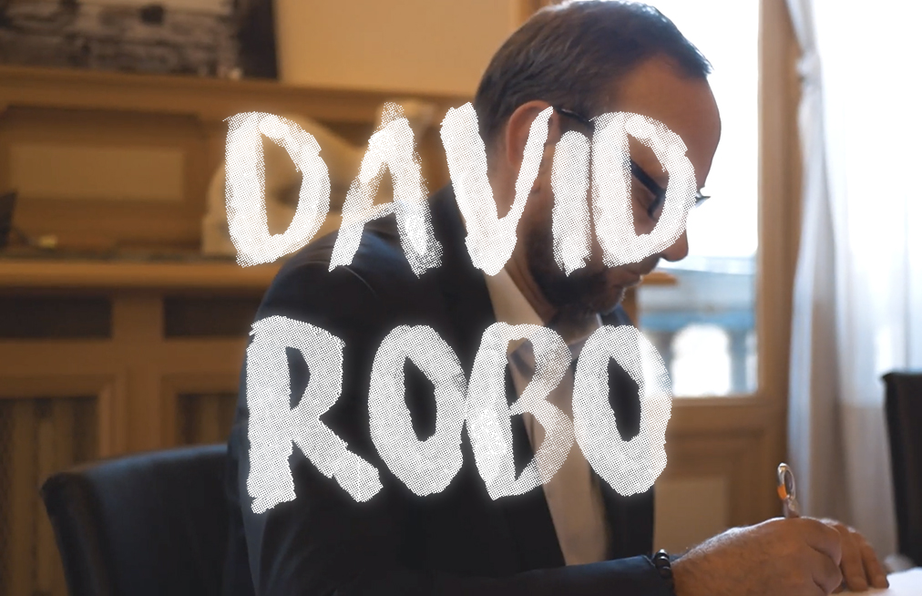 Interview David Robo